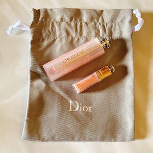 Dior ディオール ディオールアディクトリップグロウ アディクトリップマキシマイザー 001 新品 未使用 巾着袋付き