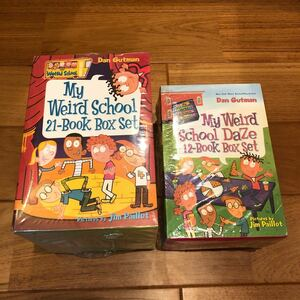 My weird school シリーズ1と2 33冊 英語絵本