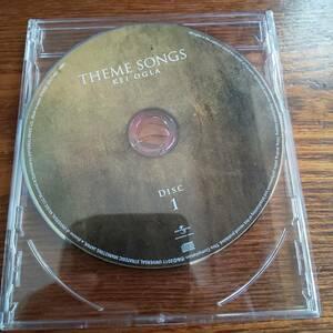 小椋佳 THEME SONGS /KEI OGLA Disk1 プロモーション盤送料込み
