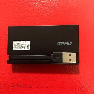 BUFFALO USBカードリーダー