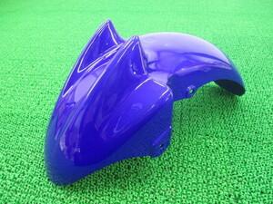 新品 ヤマハ 純正 バイク 部品 マジェスティ125 フロントフェンダー 純正 青M 5CA-F1511-01-P7 在庫有 即納 車検 Genuine