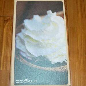 簡単ホイップクリーム・・・ウチカフェ、泡立て器不要