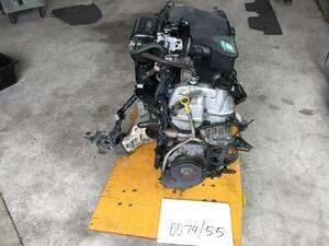 アルト ラパン HE21S エンジン/ミッション ASSY 0074/45