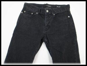 正規品 サンローラン 578972 スキニージーンズ ブラックデニム メンズ size27 美品