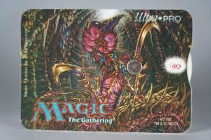 MTG 希少 ウルトラ・プロ ライフカウンター スリヴァーの女王 Sliver Queen MAGIC The Gathering マジック ザ ギャザリング 美品 即決