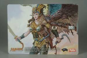 MTG 希少ultrapro ウルトラ・プロ ライフカウンター むら気な天使 Wayward Angel MAGIC The Gathering マジック ザ ギャザリング 美品 即決