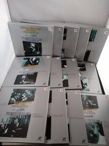 L4948 LD・レーザーディスク レナード・バーンスタイン ヤング・ピープルズ・コンサート 全13巻25回 フルセット