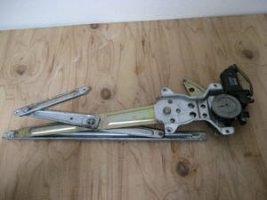 link-1107  6年  L500S ミラ アヴァンツァート  左 パワーウインドー レギュレター モーター