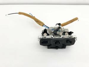 _b56627 ダイハツ MAX RS マックス LA-L952S エアコンスイッチ トリム パネル カバー 内装 ワイヤー付き FAS1 L950S L960S L962S