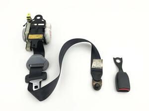 _b56627 ダイハツ MAX RS マックス LA-L952S シートベルト キャッチ 受け バックル セット 左 助手席側 F/LH FAS1 L950S L960S L962S