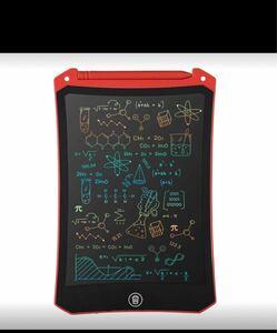 電子パッド 電子メモ帳 電子ペーパー LCDタブレット 8.5インチ ワンタッチ消去 ロック機能付き 描画の学習