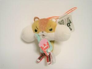 ◆未使用保管現状品!紙兎 ロペ アキラ先輩(頬袋)マスコット