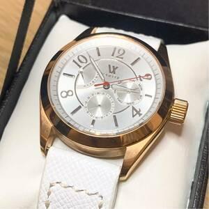 激レア美品!VARTIX GACKT 自動巻 デイデイト メンズ 腕時計 NE209