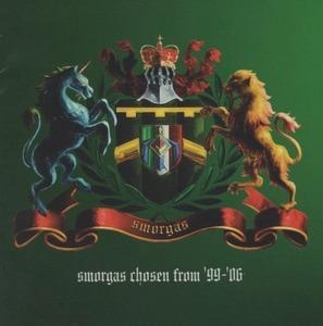 smorgas スモーガス / smorgas chosen from '99-'06 / 2006.05.17 / ベストアルバム / CD+DVD / FLCF-4123