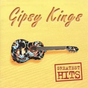 ジプシー・キングス GIPSY KINGS / グレイテスト・ヒッツ GREATEST HITS / 1994.07.28 / ベストアルバム / ESCA-6026