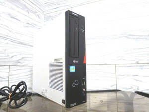 【 ハイスペックPC 】 Core i7-2700K 4コア/8スレッド メモリ:10GB HDD:500GB スーパーマルチ Windows10 富士通 ESPRIMO D582/G #350