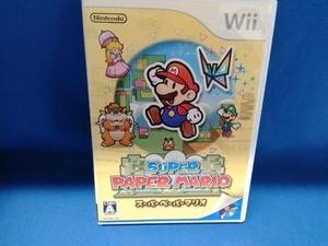 Wii スーパーペーパーマリオ