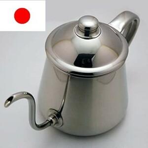 【日本製】バリスタ仕様 タカヒロ 雫 高級 ドリップポット 0.5L 500ml / コーヒー ドリップケトル ヤカン ドリップポット