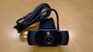 ウェブカメラ A-VIDETマイク内蔵 1080P HD 200万画素 プラグアンドプレイ Webカメラ 90°広角レンズ