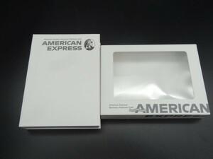 [ american Express ] business platinum card. box M2103081