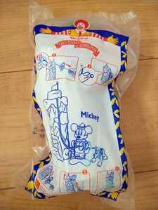 新品 未開封 ハッピーセット マクドナルド マック ディズニー ミッキー プルート 2003 レア 貴重   子ども 男の子 女の子