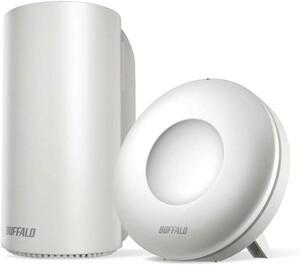 メッシュ wifi 無線LANルーター 親機中継機セット