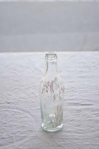 フランス ガラスボトル ガラス瓶 ts410 アンティーク ブロカント ビンテージ ヨーロッパ ドイツ 雑貨 蚤の市