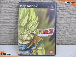 JT41 PlayStation2/PS2/プレステ2 ソフト 「ドラゴンボールZ」 ゲーム コレクション
