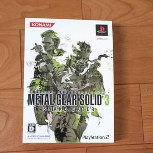 プレイステーション2 メタルギアソリッド3 メタルギア メタルギア2