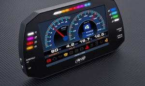 [ new goods postage included ]AIM MXG1.2 Strada digital meter