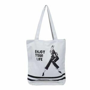 トートバッグ 手提げバッグ 大きめ A4 キャンバス レディース メンズ兼用鞄