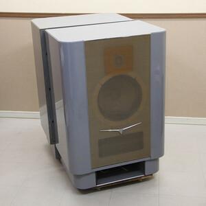 三菱電機 AS-3001S 音声モニター装置 エンクロージャー ペア 音響機材 DIATONE 三菱 ダイヤトーン アンプなし