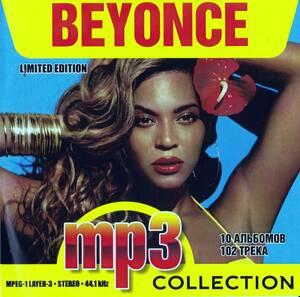 【MP3-CD】 Beyonce ビヨンセ 10アルバム102曲収録
