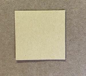 正方形の抜き型 3センチ オーダーメイド レザークラフト