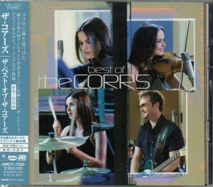 The Corrs ザ・ベスト・オブ・ザ・コアーズ 国内盤 CD + CD-ROM 帯付き Best Of The Corrs AMCY-7320
