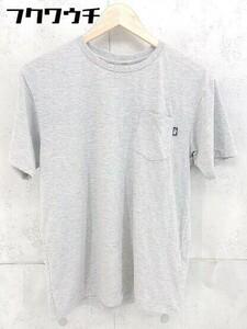 ◇ THE NORTH FACE ザ ノース フェイス NT31703Z クルーネック 半袖 Tシャツ カットソー サイズM グレー系 メンズ