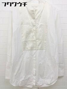◇ ◎ COS コス H&M 長袖 シャツ サイズ38 ホワイト ベージュ レディース
