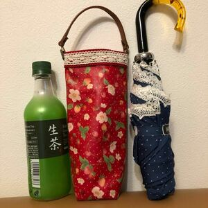 ペットボトルカバー 傘カバー