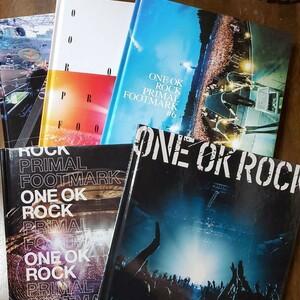 中古美品『ONE OK ROCK』ライプツアー写真集 2015~2019