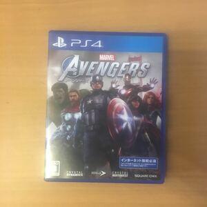 アベンジャーズ PS4 PS4ソフト