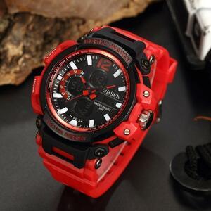 ●★メンズ腕時計 デジタルスポーツ腕時計 ファッション腕時計 防水 183