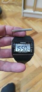 ●★メンズ腕時計 ファッションスポーツ液晶デジタル腕時計 090