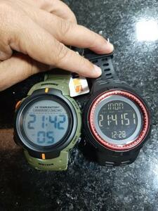 ■★メンズ腕時計 スポーツアウトドア腕時計 メンズデジタル 防水腕時計 ストップウォッチ 211