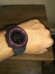 ●★メンズ腕時計 防水メンズウォッチ 新ファッションカジュアル デジタルスポーツ腕時計 多機能 210