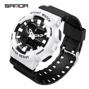 ■★メンズ腕時計 スポーツウォッチ デジタル腕時計 防水 205