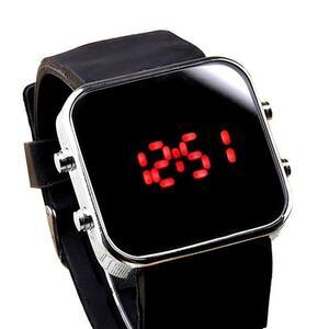 ★1円スタート ★メンズ腕時計 LED デジタル腕時計 スポーツ腕時計 防水 228