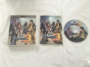 プレイステーション3 戦国BASARA3 動作品 PS3 プレステ3