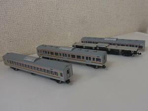 130307H69-0313H-00031A10□TOMIX□トミックス 3両セット 2394 キハ210-3/2393 クハ210-2/2397 サロ211-2 Nゲージ 鉄道模型 ジャンク扱い