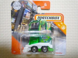 MATCHBOX マッチボックス ミニカー MBX MINI SWISHER 新品