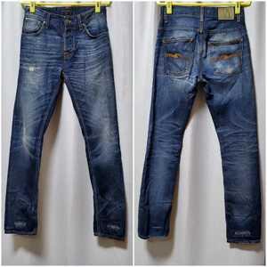 ヌーディージーンズ Nudie Jeans HANKREY RONNIE REPLICA W28L32
